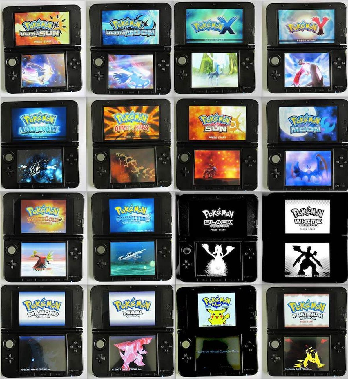 New NINTENDO 3DS/2DS 80 GAME Mod, Luma, FBI in WC2H London for