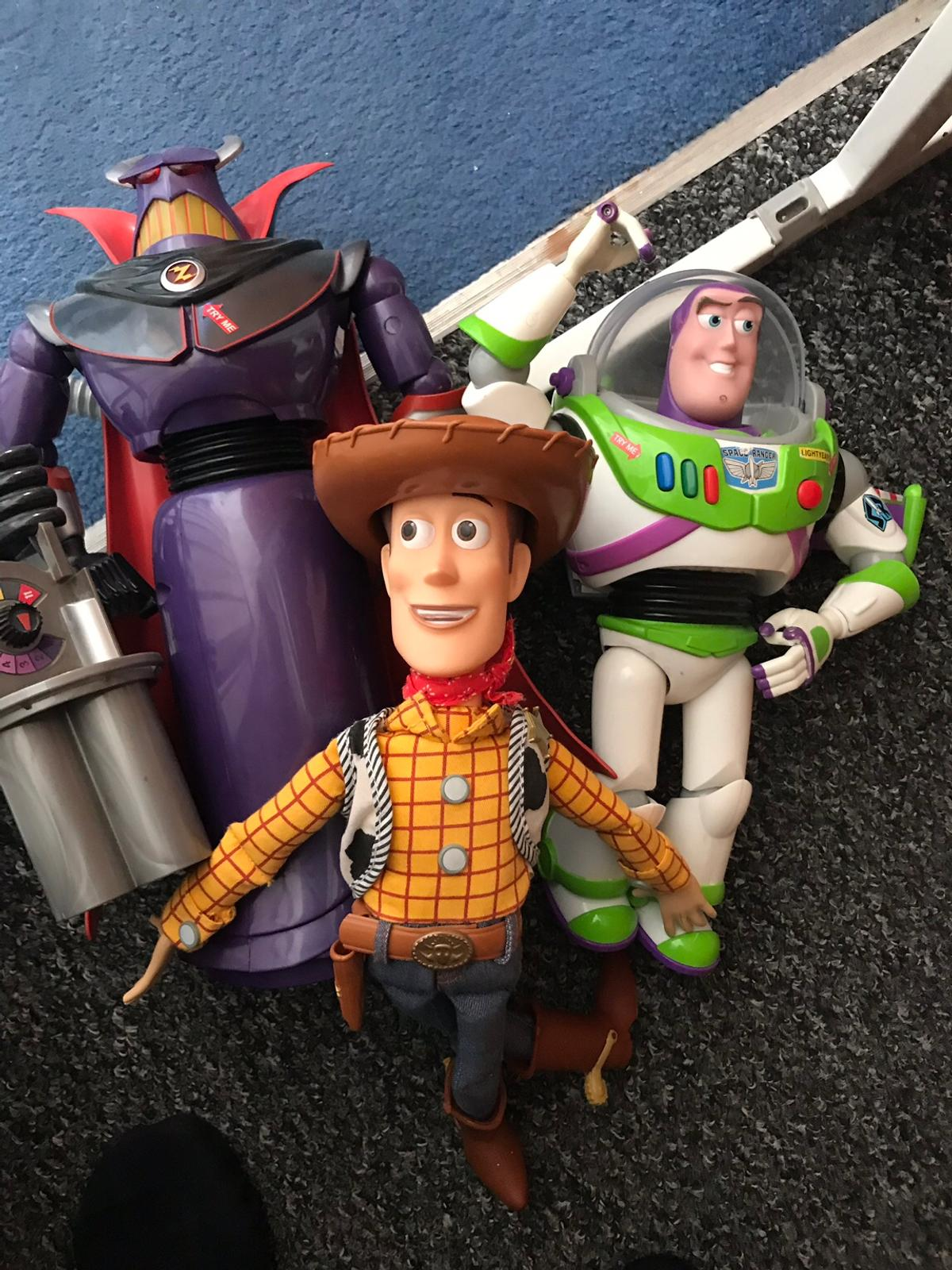 Toy story toys for sale smoke free home in DY2 Dudley for £15.00 for sale    Shpock