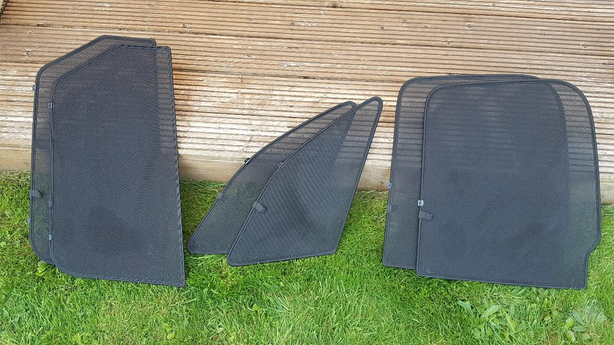 Audi A4 Avant B8 Fitted Sun Shades In Yo32 Strensall With Towthorpe For 60 00 For Sale Shpock