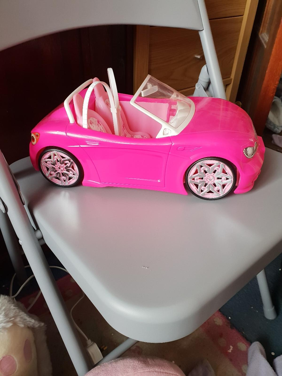 Barbie Pink Convertible In Ig11 Dagenham For 7 00 For Sale Shpock