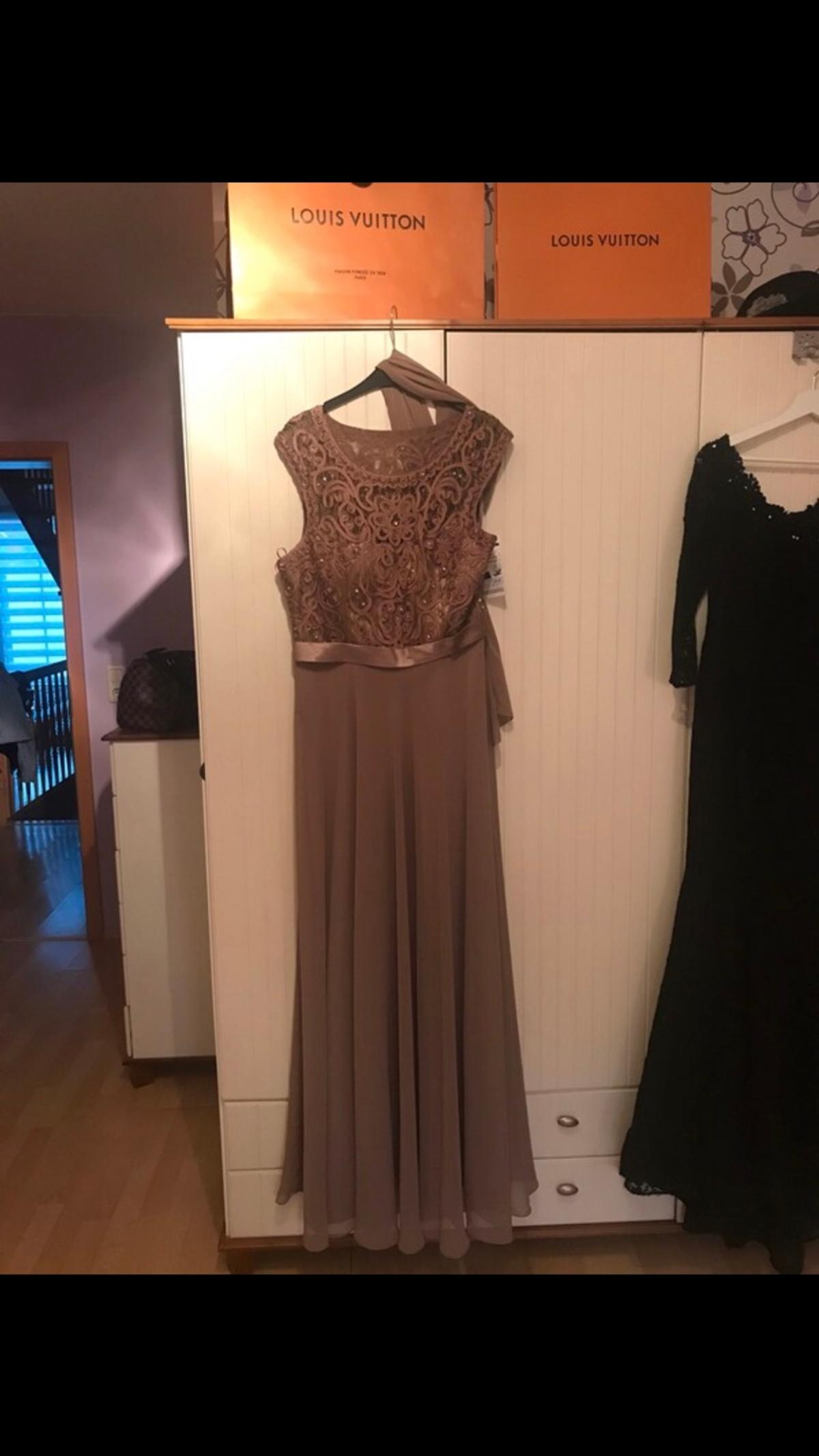 beiges abendkleid in 38226 salzgitter for €70.00 for sale