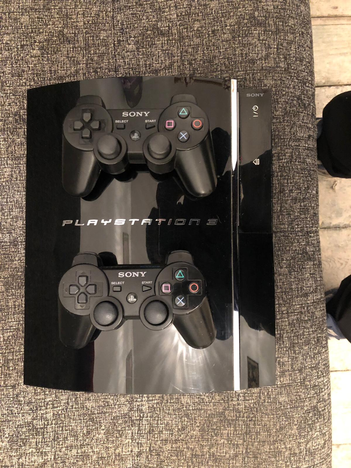 PS3 60gb limited edition in E8 Hackney for £40 00 for sale