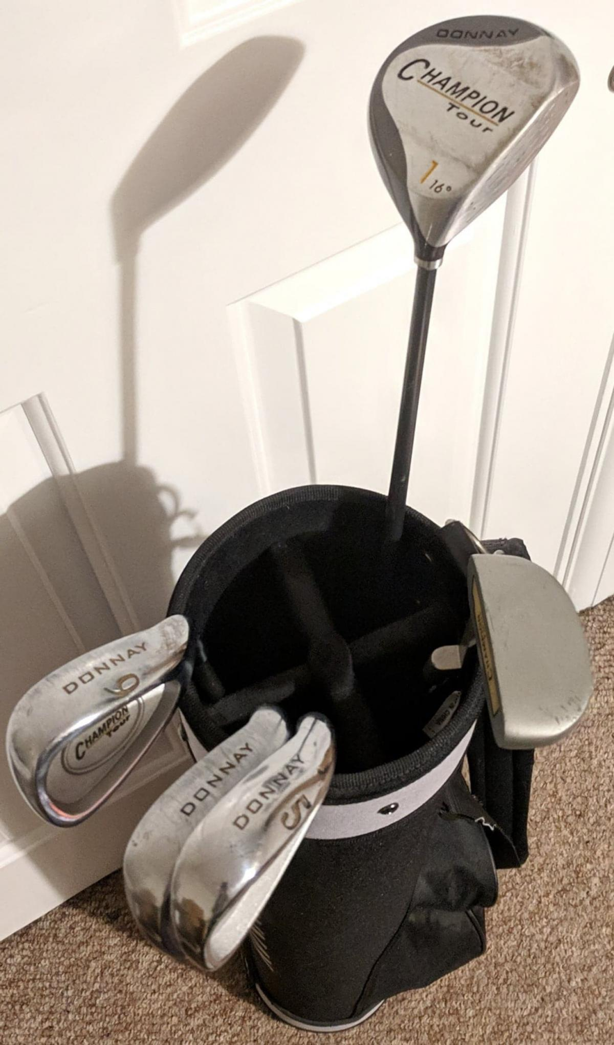 DONNAY GOLF DRIVER FOR WINDOWS
