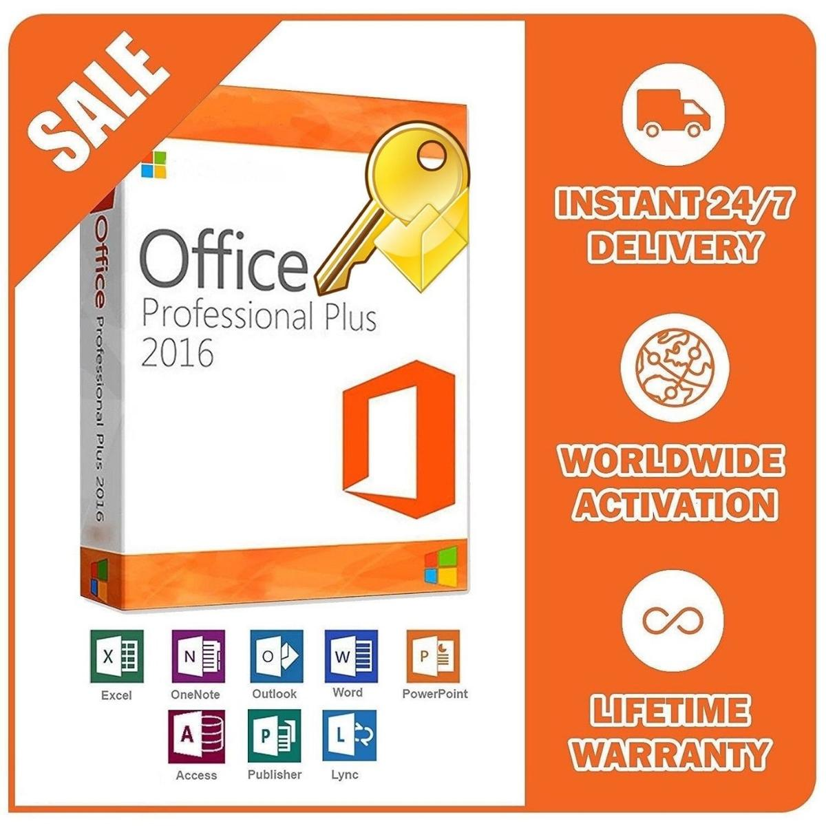 Image result for Microsoft Office 2016 Pro Plus