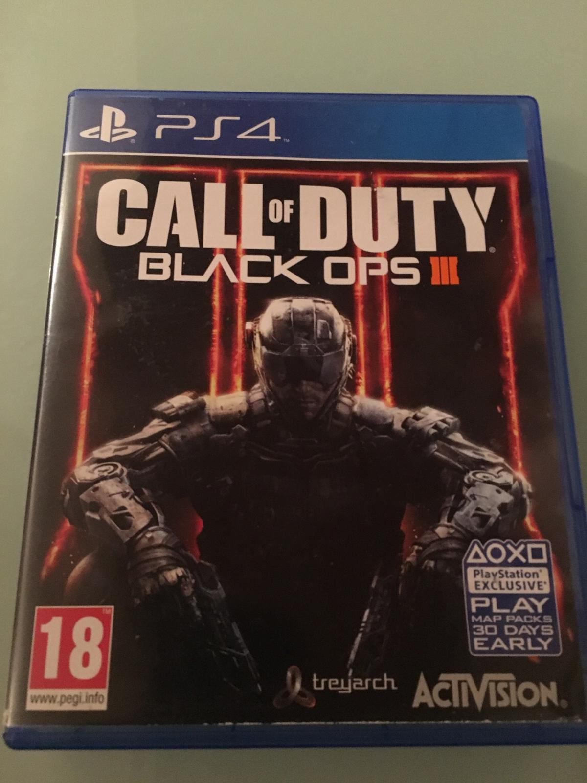 Call Of Duty Black Ops 3 Ps4 In Bb1 Blackburn For 5 00 For Sale Shpock