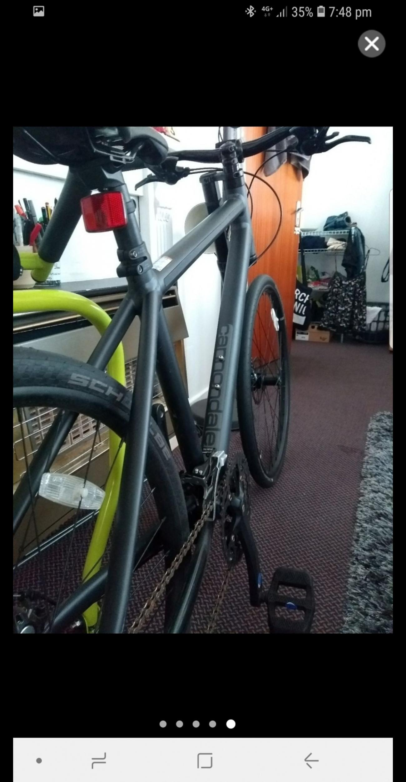 Cannondale Bad Boy 4 in E2 London for £360 00 for sale - Shpock