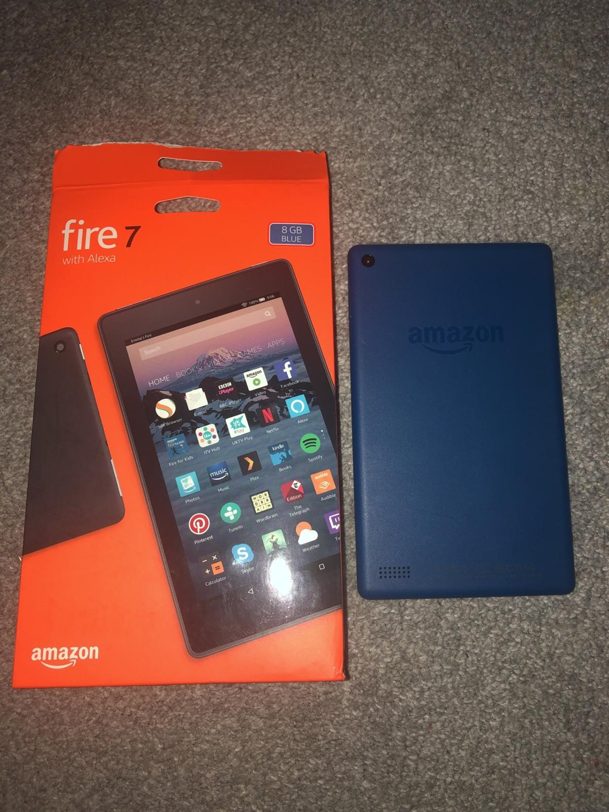 Kindle Fire 7 in Plympton for £30 00 for sale - Shpock