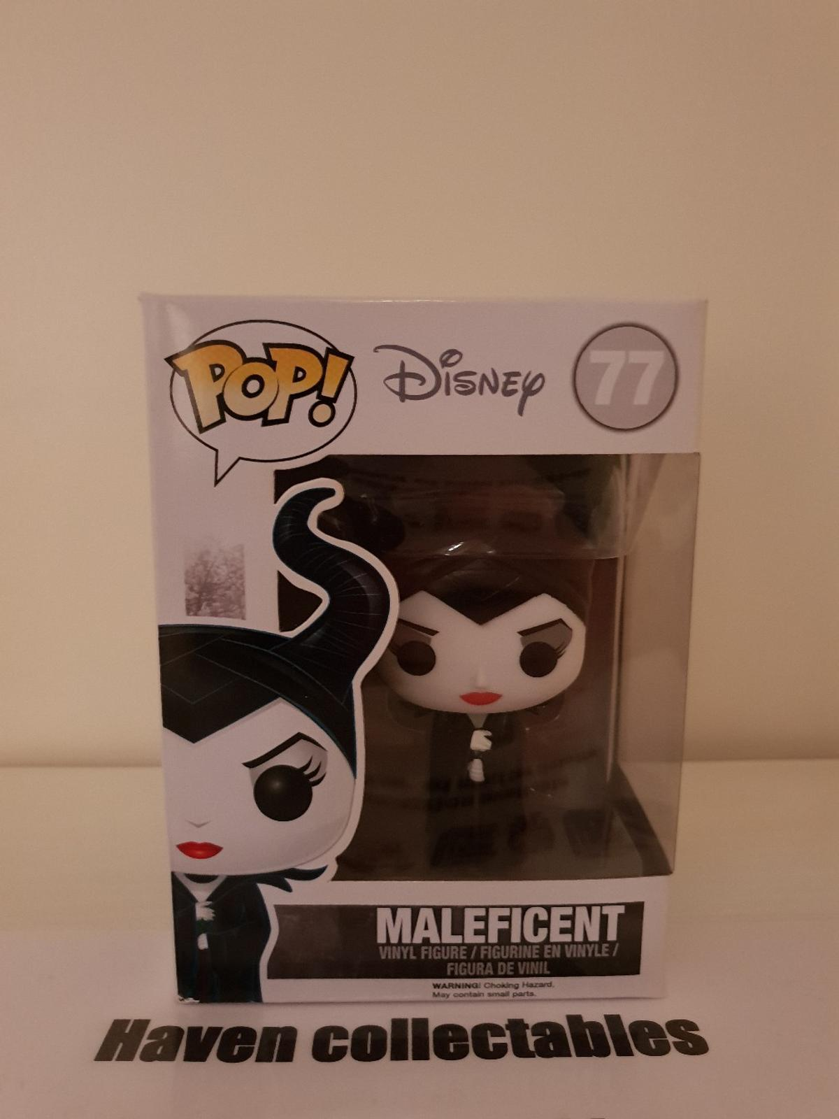 Disney Maleficent Funko Pop Vinyl