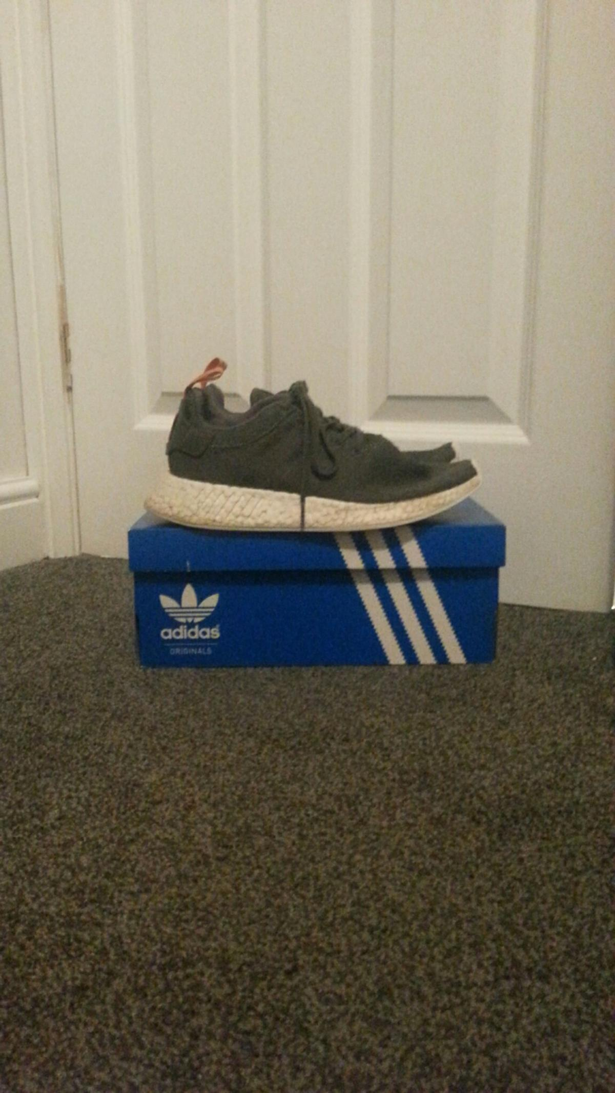 new concept e5cfa bc7dc Adidas NMD R2 Grey/Orange size 8 in NN15 Kettering for ...
