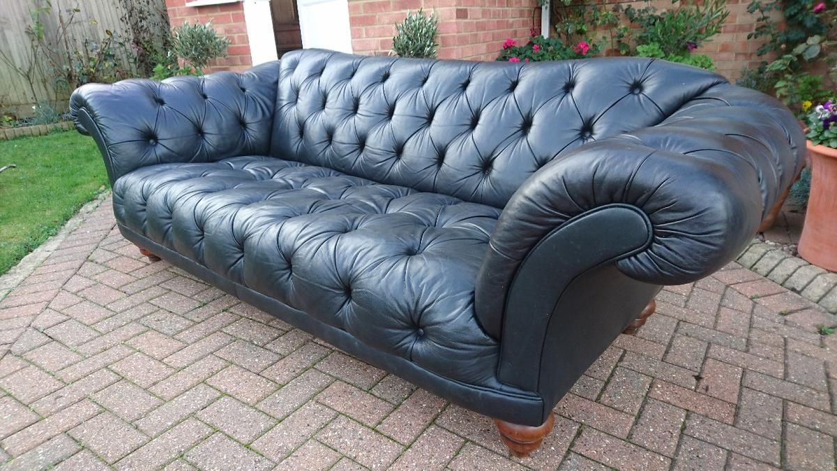 Excellent A Tetrad Oskar Ribchester Leather Sofa In Hp13 Wycombe For Forskolin Free Trial Chair Design Images Forskolin Free Trialorg