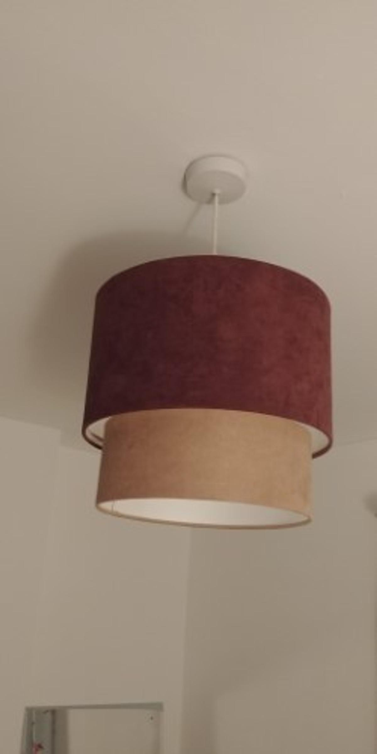 Pair Of Stylish Modern Lamp Shades In Gu14 Rushmoor For 16 00 For Sale Shpock