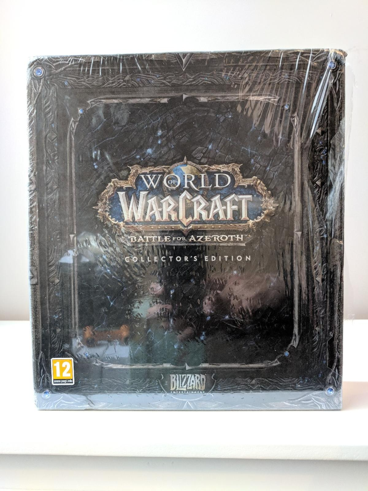 battle for azeroth collectors edition uk