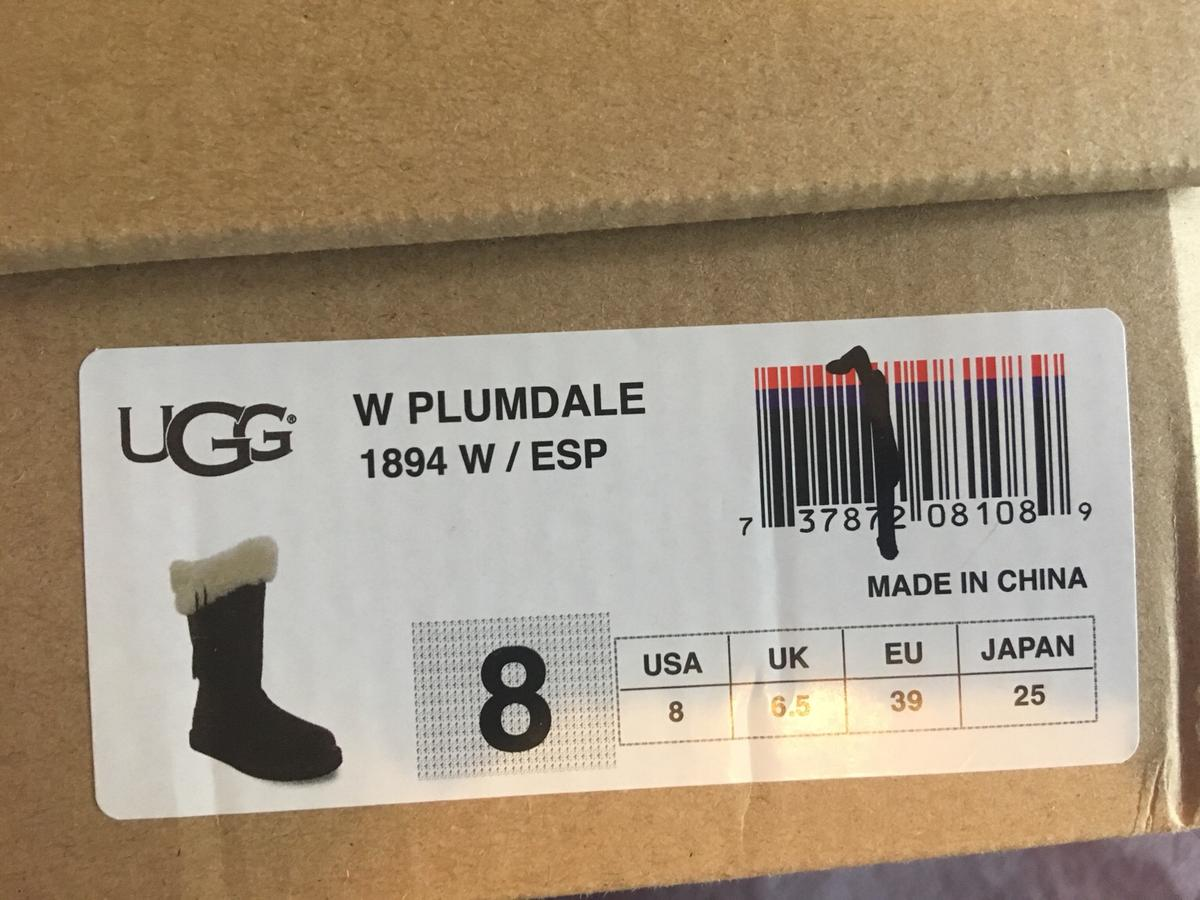 ae718a93ee8 Brand New UGG Boots 6.5 in SE12 London Borough of Bromley for ...
