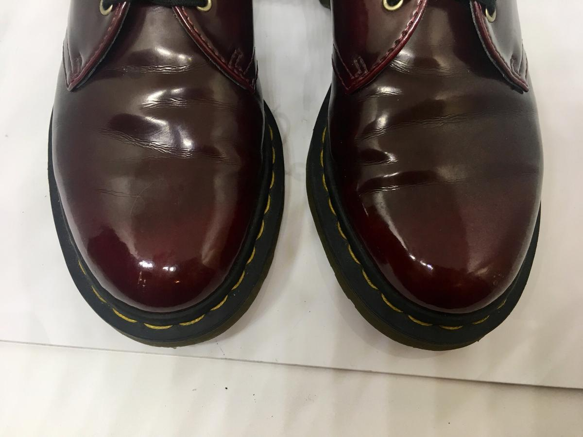 buy online 915ae 57f55 Scarpe dr. Martens bordeaux lucide in 28041 Arona for €80.00 ...