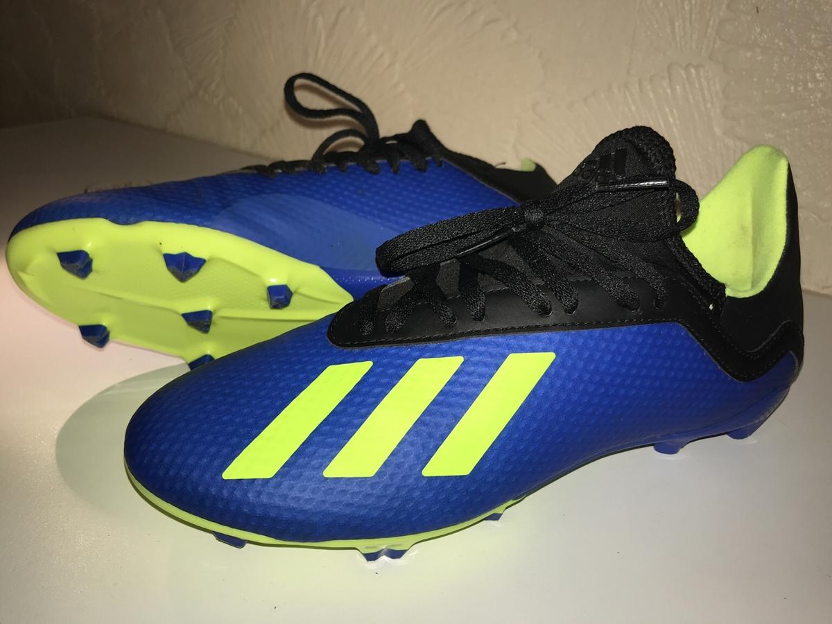Adidas x 18.3 FIRM GROUND Football boots in KT1 Thames for
