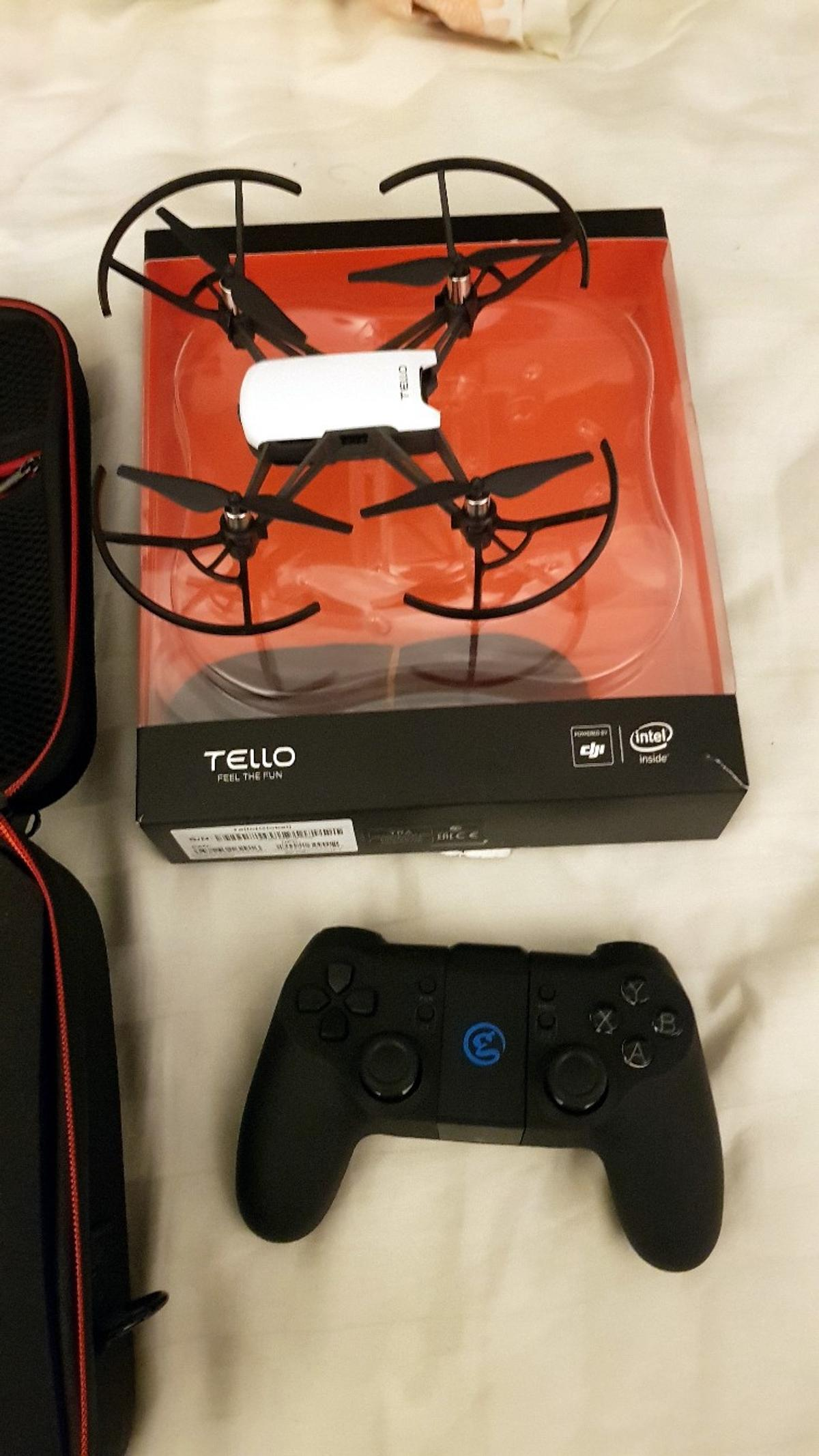 DJI RYZE TELLO + MANY EXTRAS in SW1P London for £145 00 for