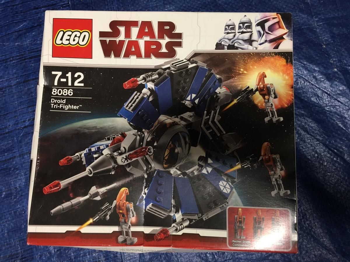 Lego Star Wars 8086 Droid Tri Fighter In Mid Sussex For 5000 For