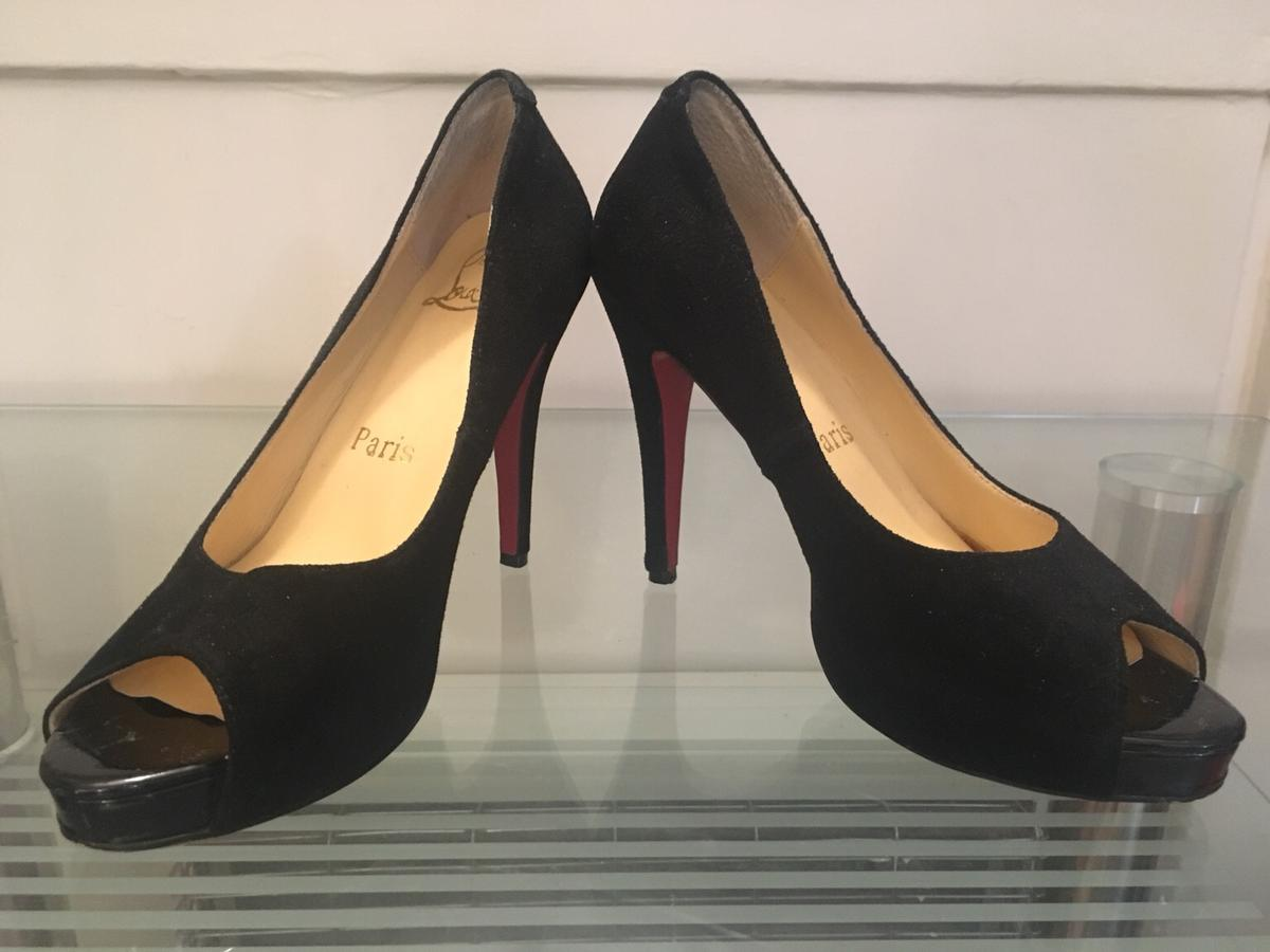 Christian Louboutin Paris Made In Italy In W6 Fulham For 99 00