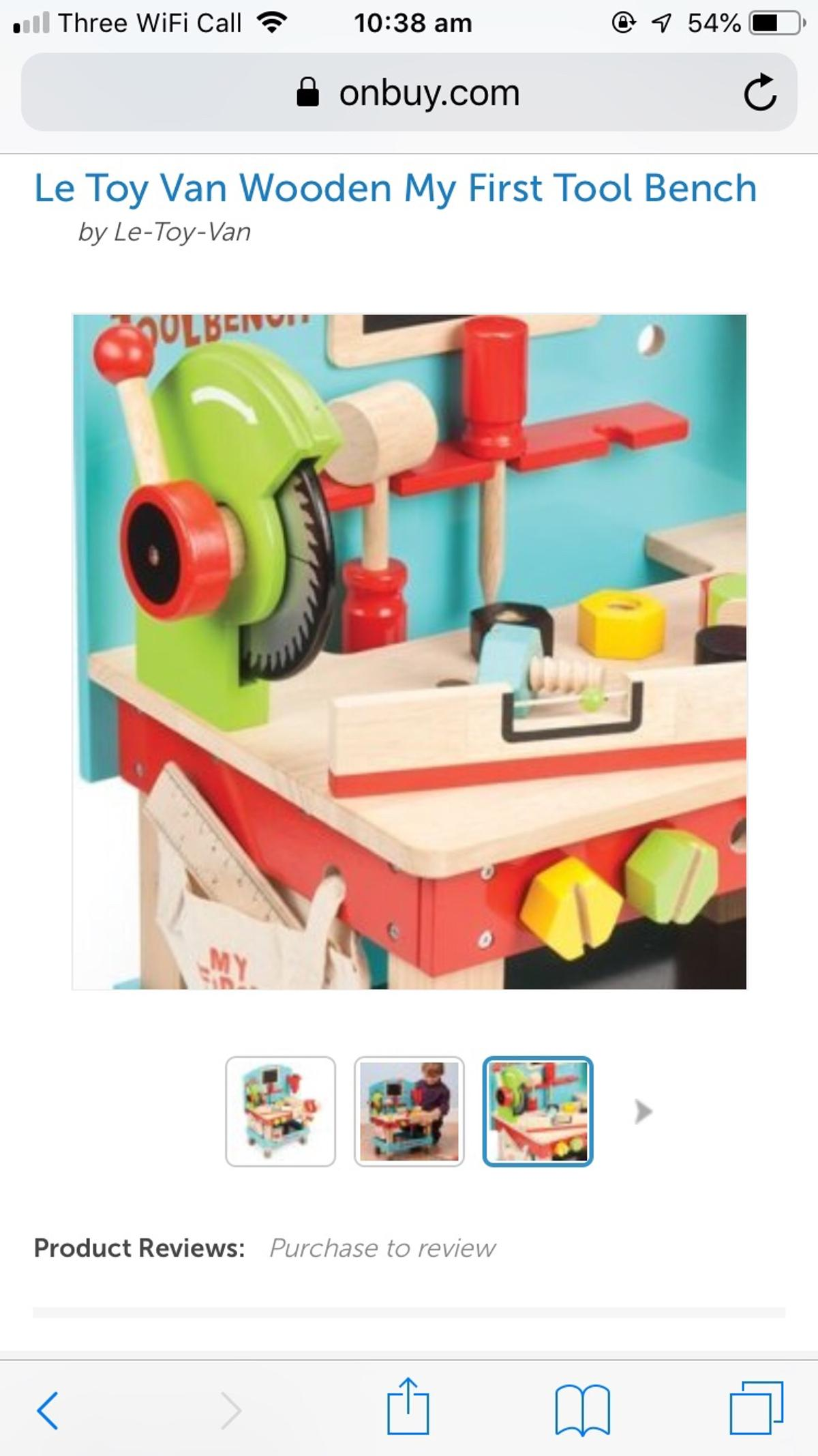 Awe Inspiring Le Toy Van My First Toolbench In Reigate And Banstead For Gamerscity Chair Design For Home Gamerscityorg