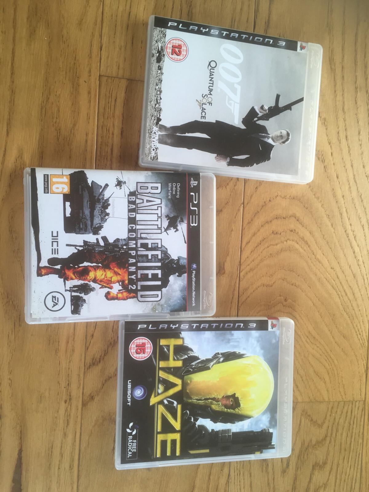 Haze Battlefield 007 Ps3 Games In Pe13 Fenland For 9 00 For Sale Shpock