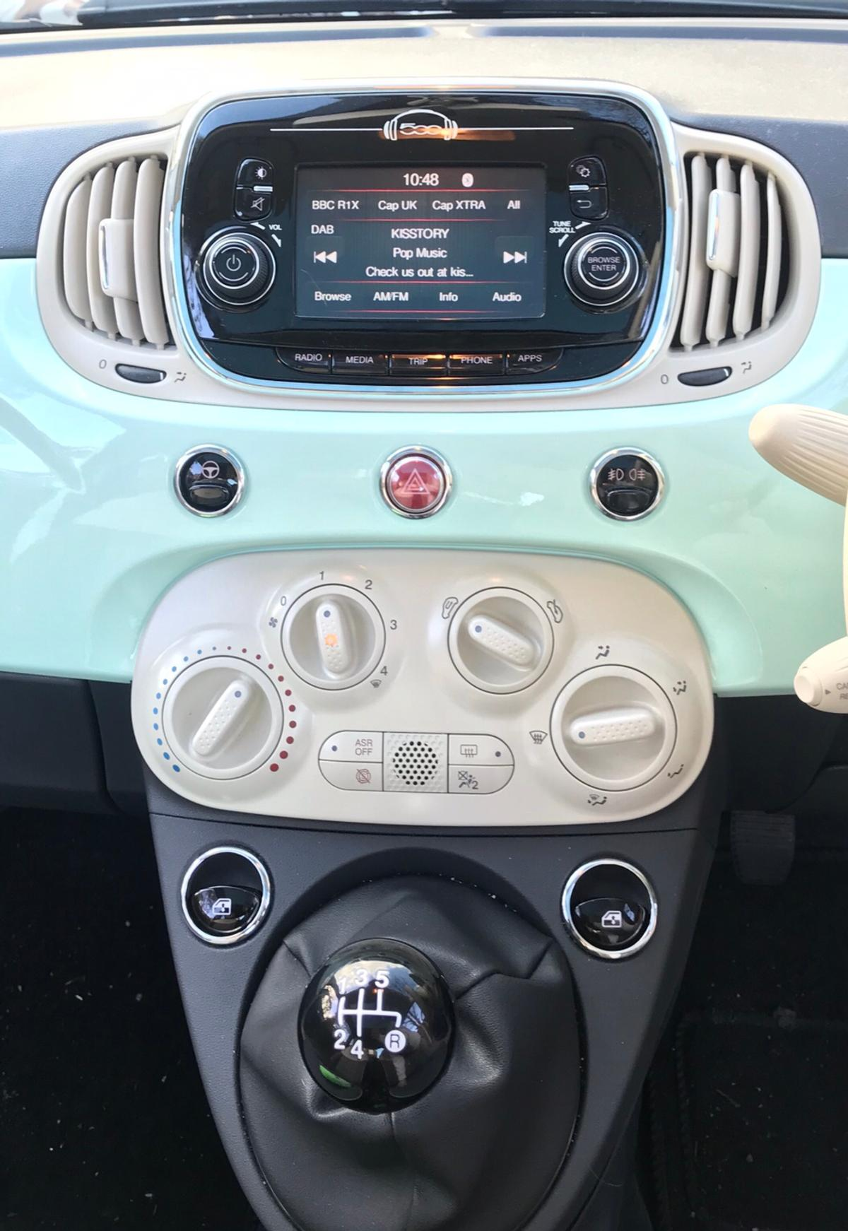 Fiat 500 Lounge In Mint In Bh8 Bournemouth For 8 995 00 For Sale Shpock