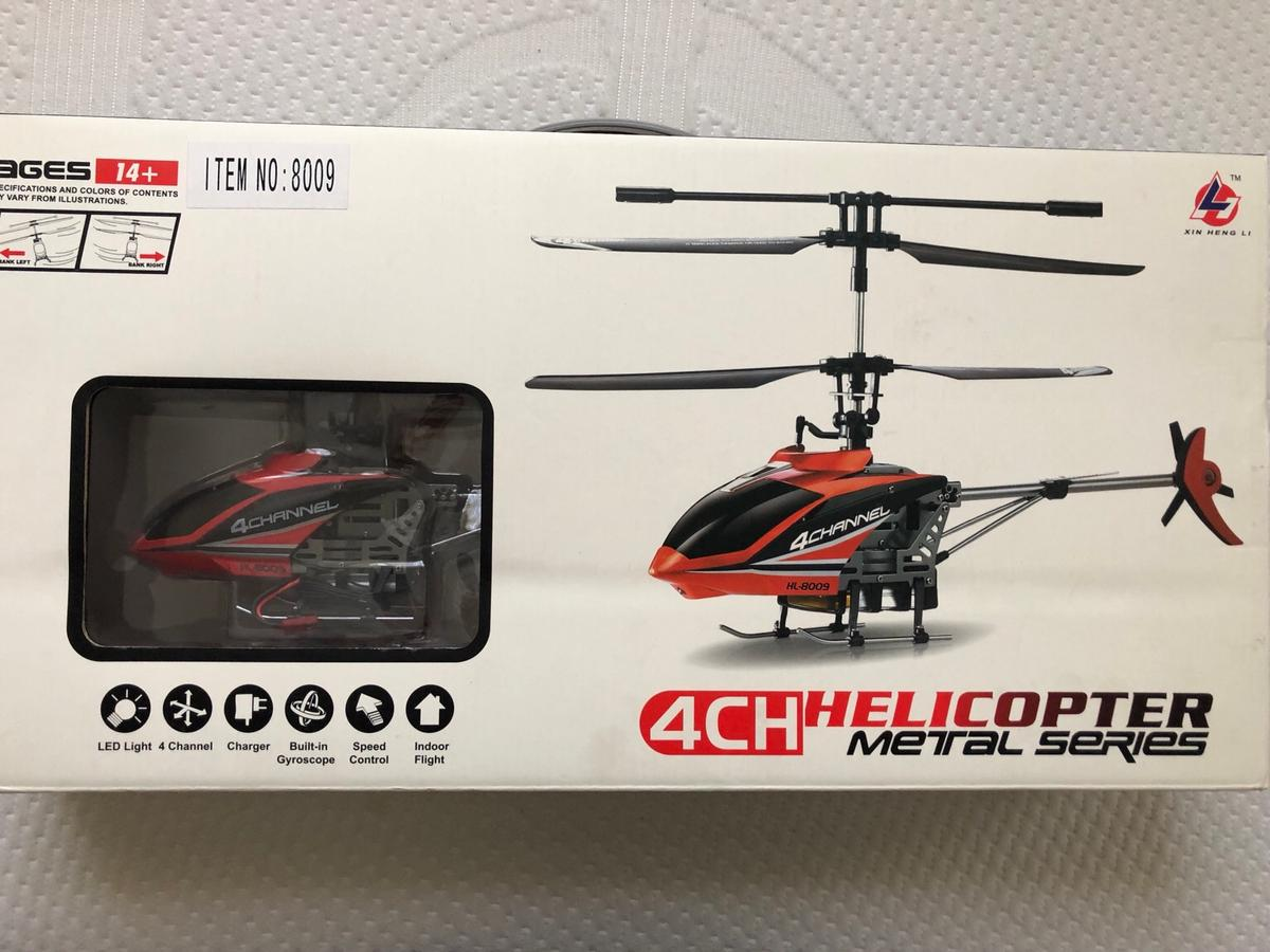 RC helicopter brand new