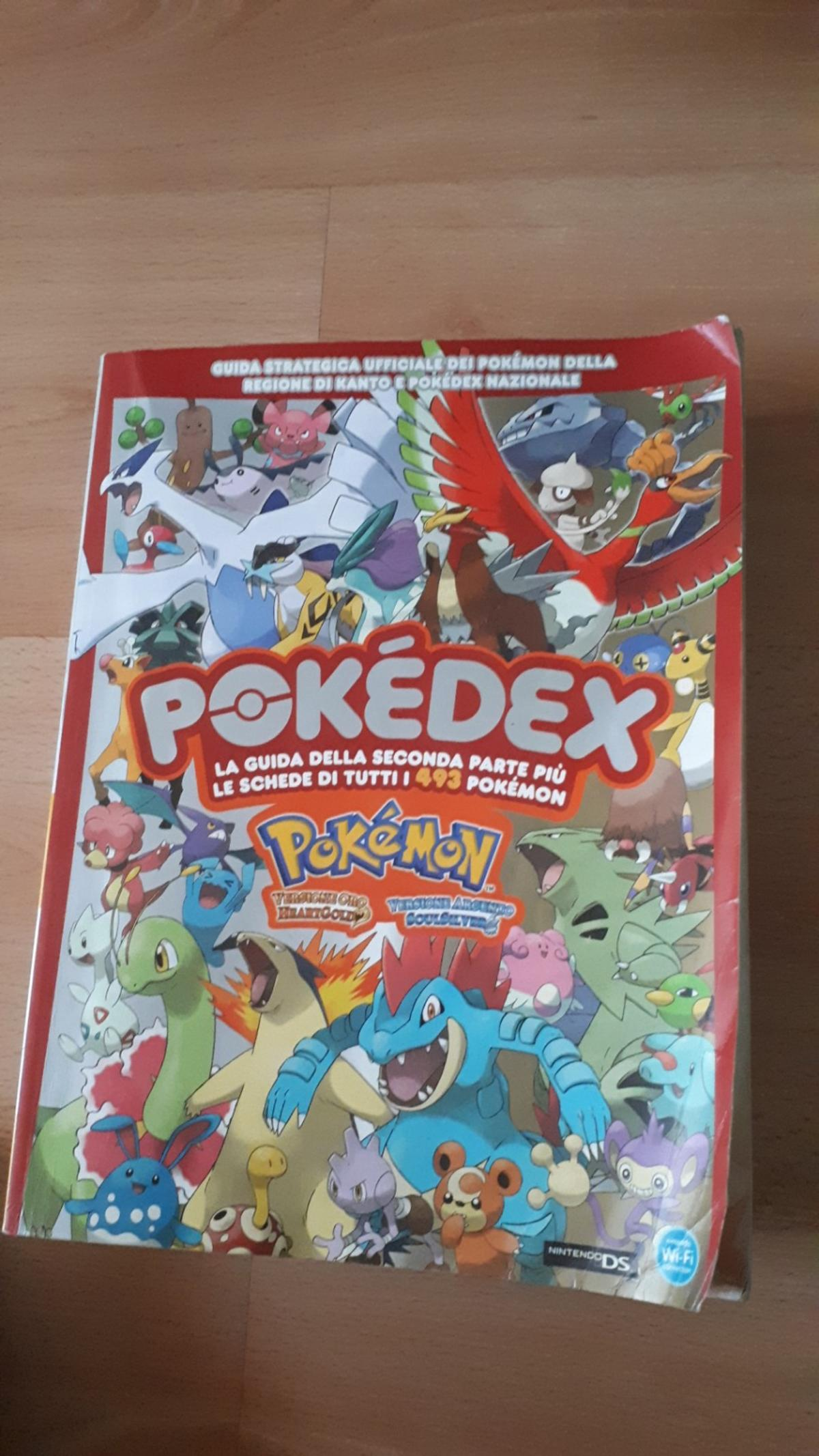official photos 87ffc 9c277 pokedex versione oro e argento