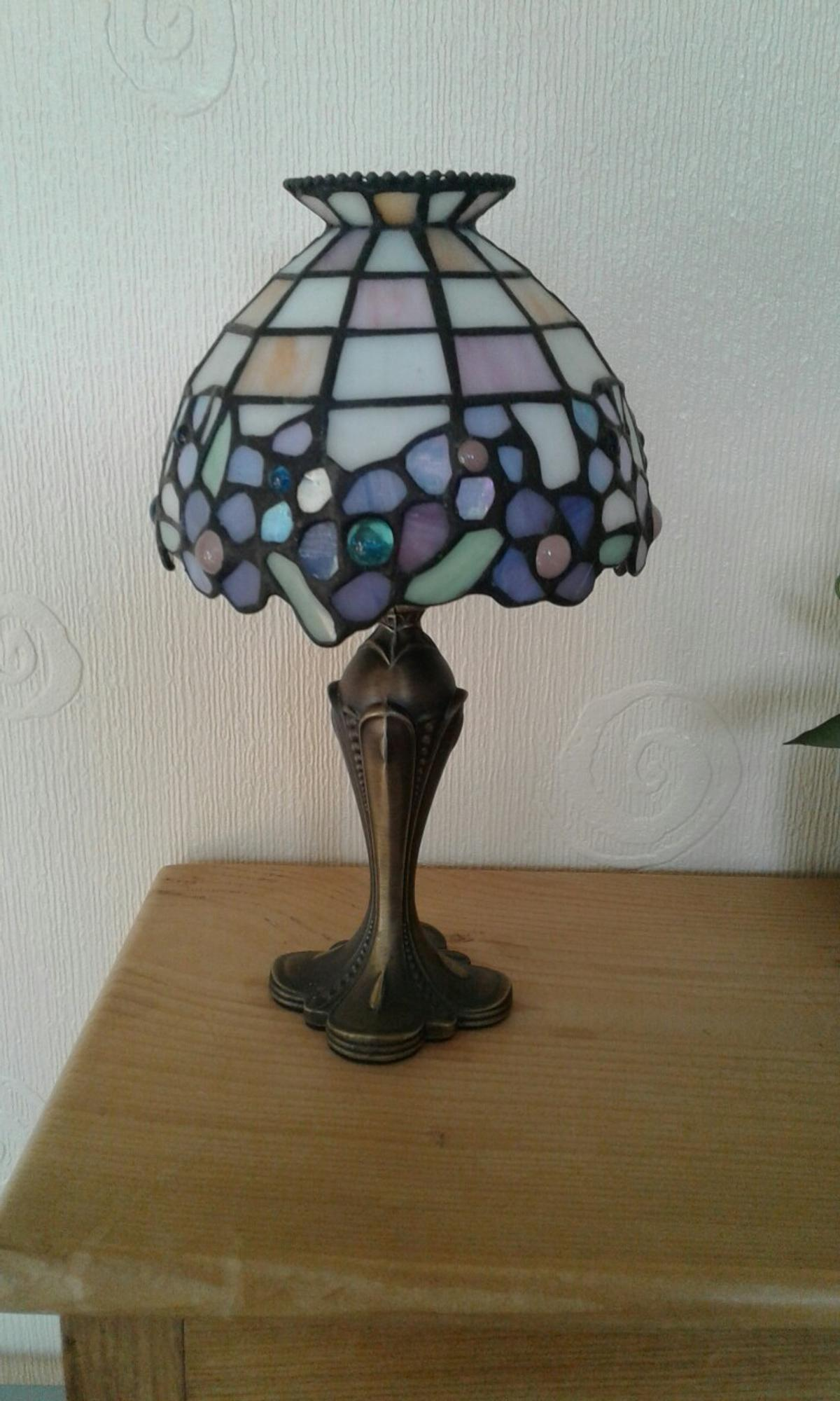 Partylite Tiffany Style Candle Lamp In Ol4 Oldham Fur 25 00