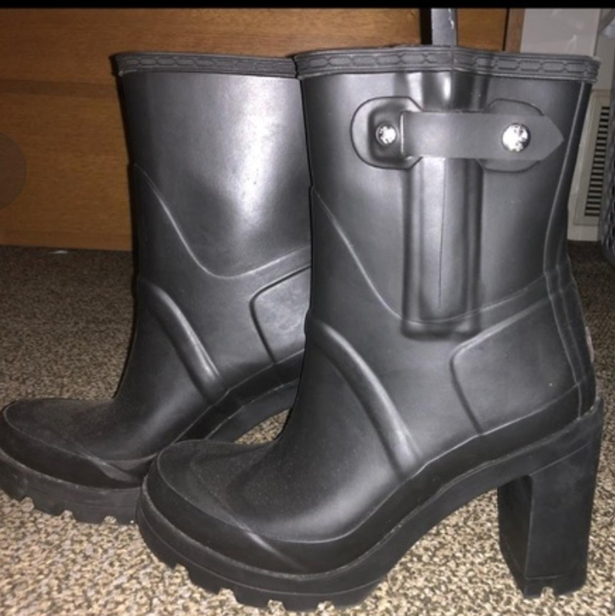 new style 4d549 efb68 Black Hunter High heeled Boots in SE20 Bromley for £100.00 ...
