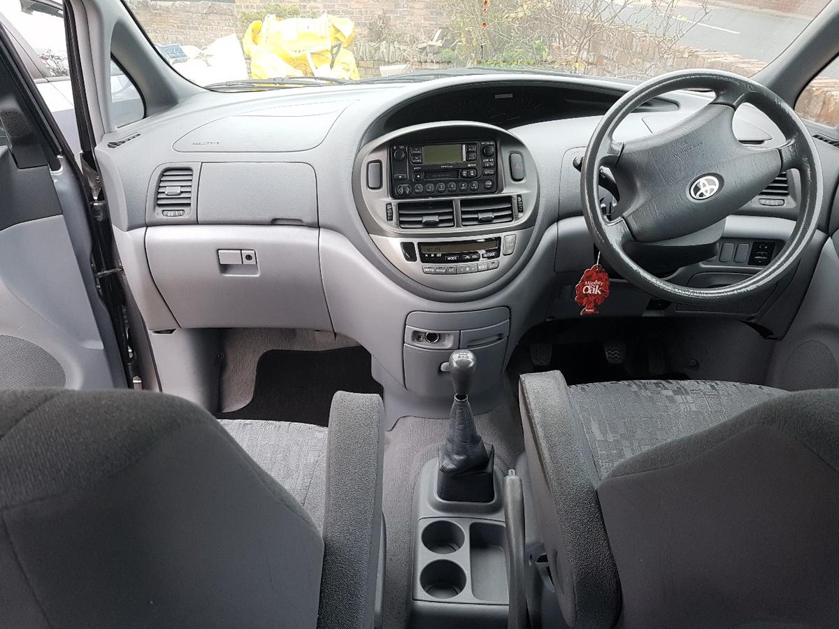 Toyota Previa 8 Seater in L36 Knowsley for £1,400 00 for
