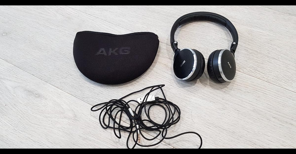 d07884c599c AKG K490nc HIGH PERFO NOISE CANCEL HEADPHONES in KT17 Reigate and ...