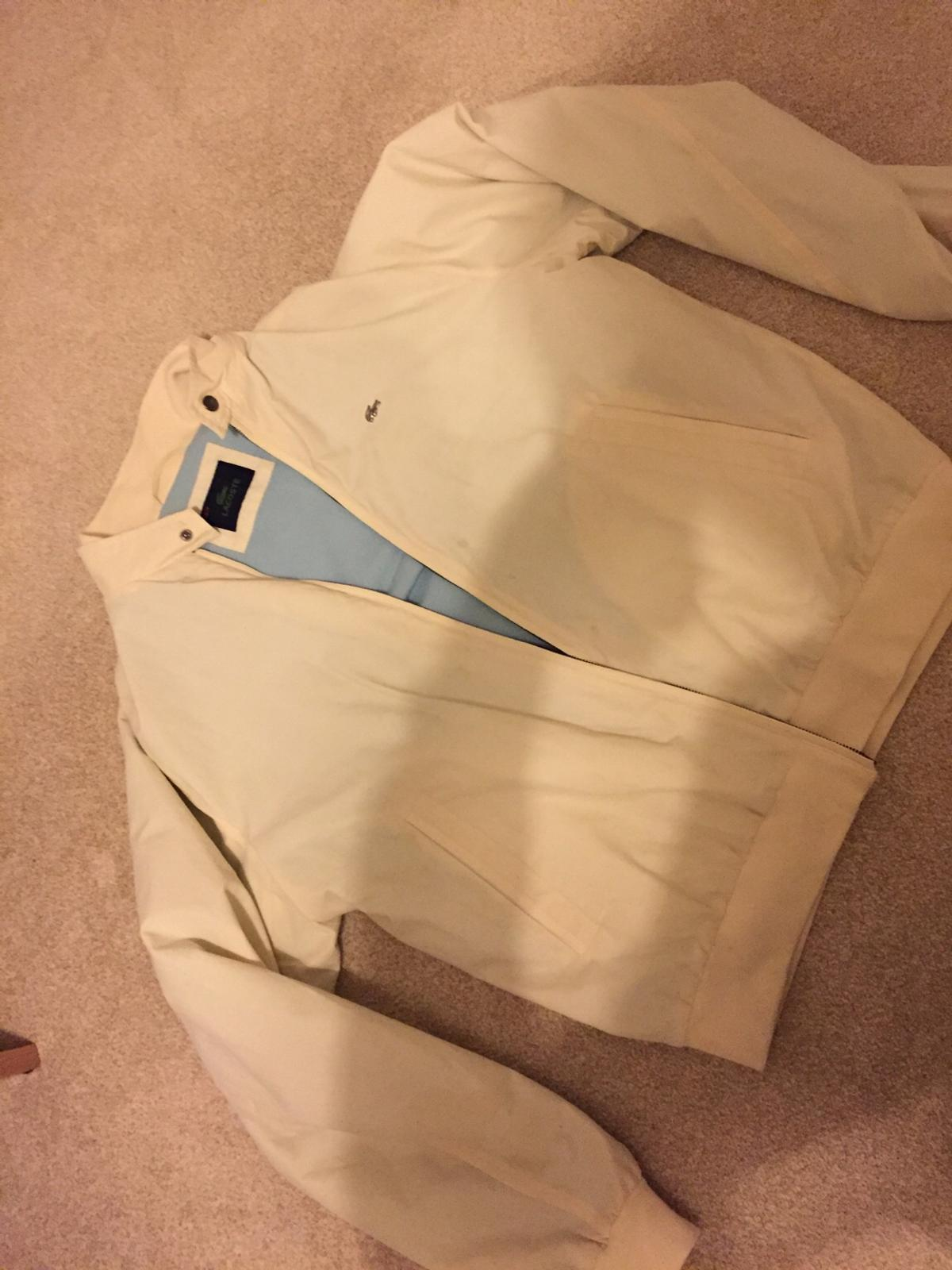 9be91bc12 Lacoste jacket 52 5 in PE1 Peterborough for £15.00 for sale - Shpock
