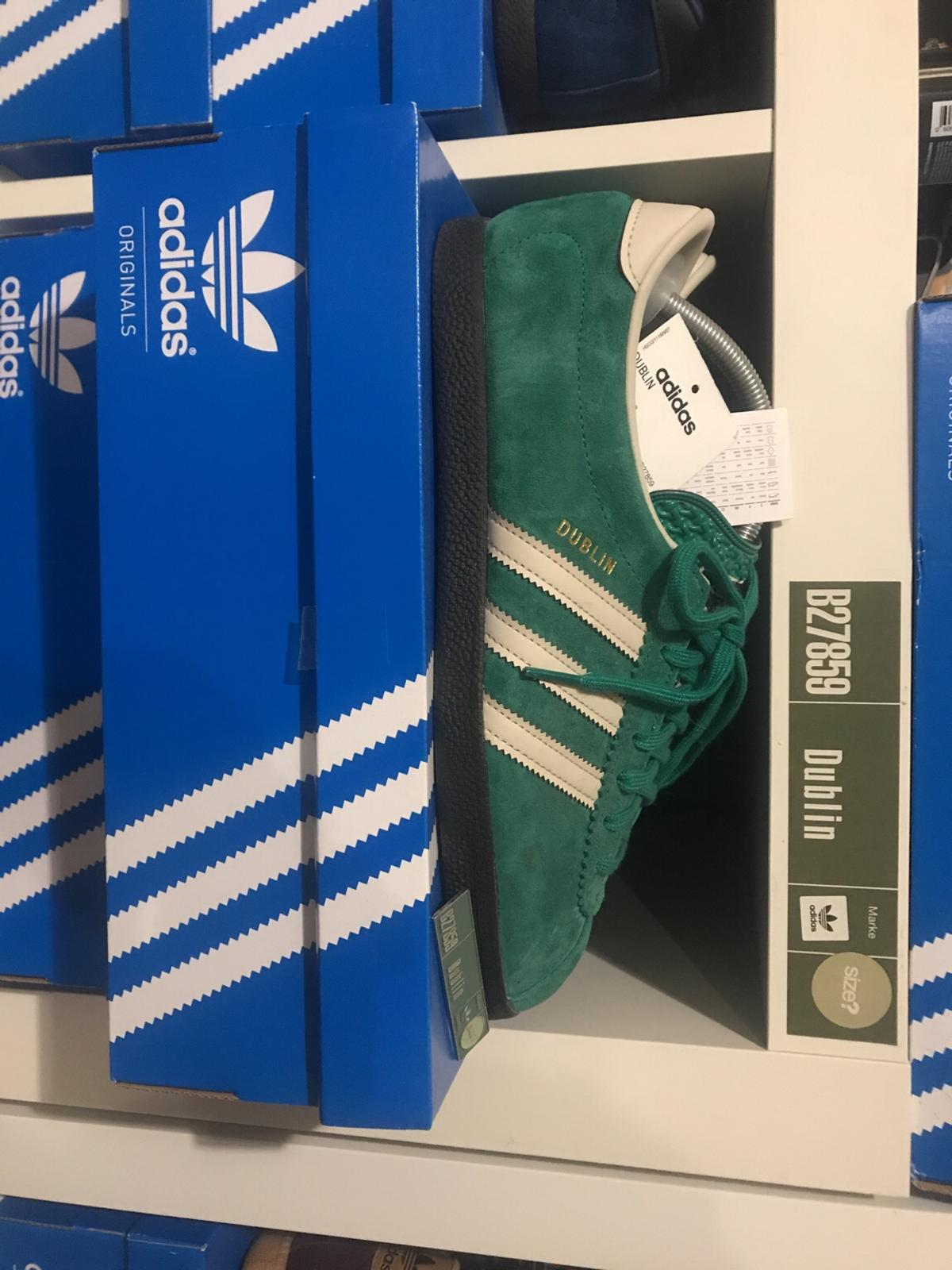 Adversario ajedrez Repulsión  ADIDAS DUBLIN ST PATRICKS in BD20 Craven for £200.00 for sale | Shpock