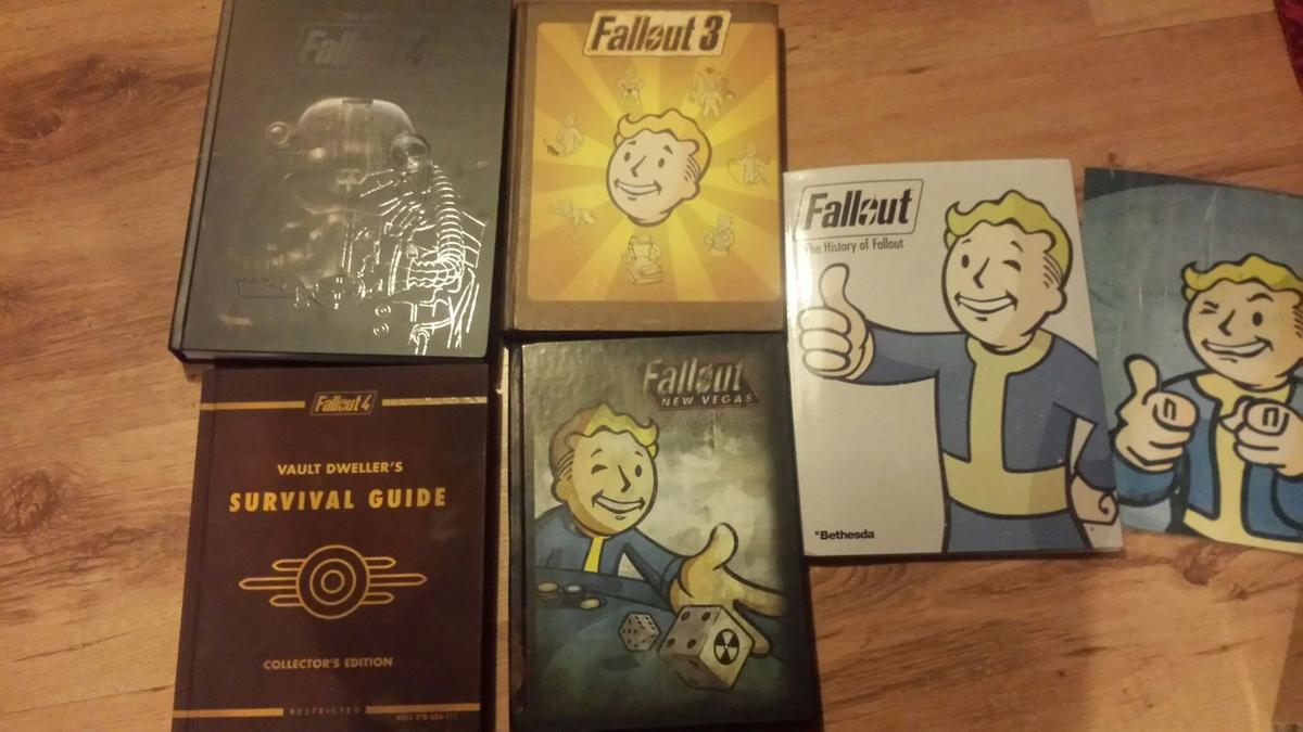 Art Of Fallout 4 Book