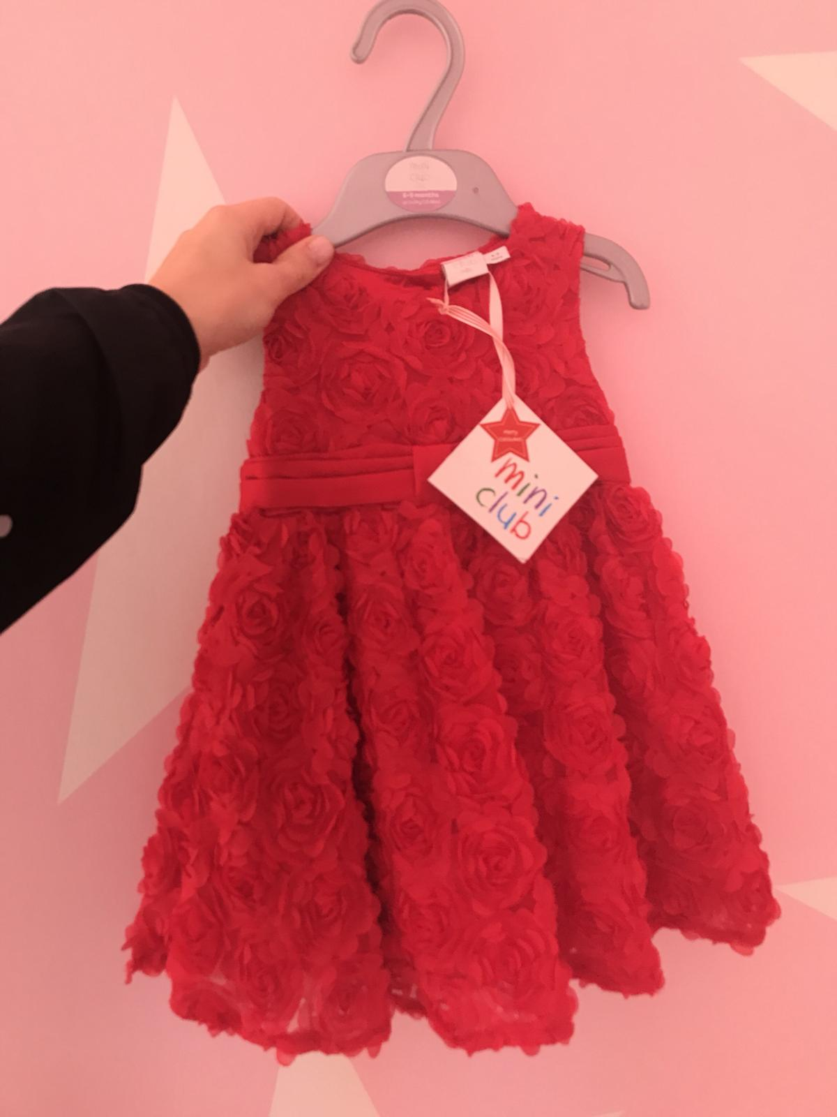 Red Girls Dress Mini Club Brand In Dl1 Blackwell For 500 For