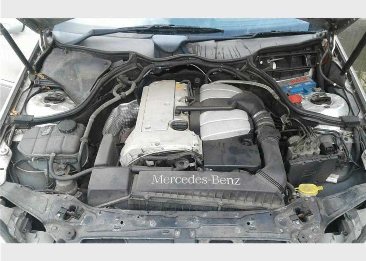 Mercedes Benz C Class 180 Automatic in Dartford for