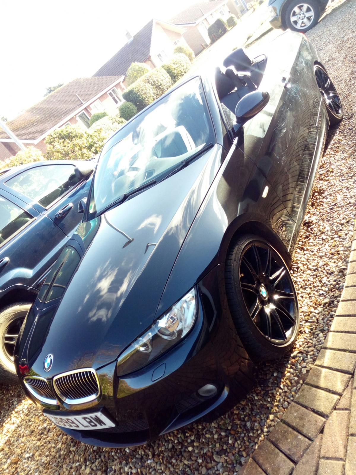 BMW 3 Series Convertible in King's Lynn and West Norfolk for