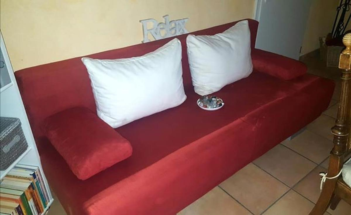 Sofa 2 Sitzer Mit Schlafunktion In 77723 Gengenbach For 45 00 For
