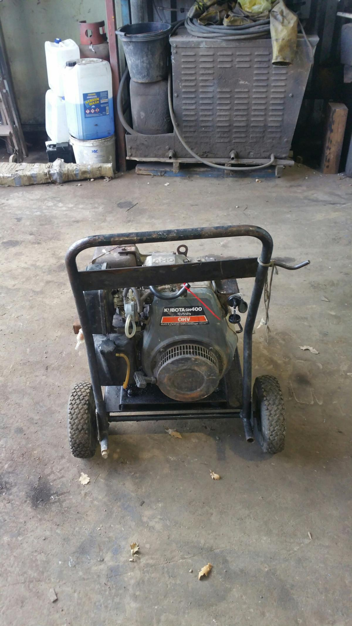 petrol pressure washer spare or repairs in WS12