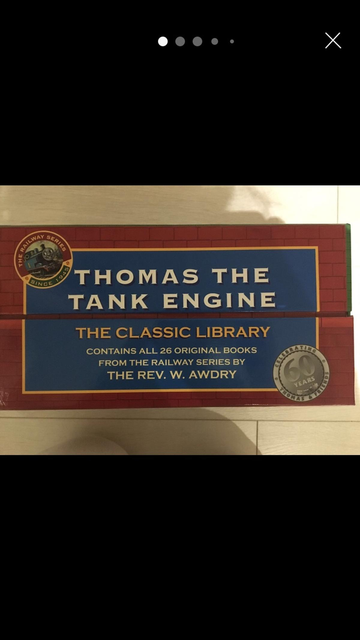Thomas the Tank engine classic library in London Borough of Bexley