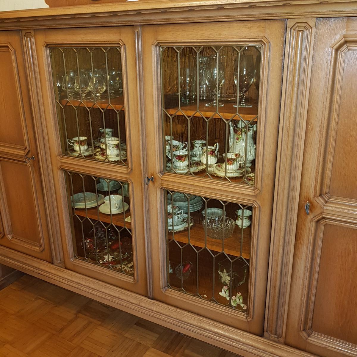 antiker Wohnzimmerschrank in 9 Rahden for €9.9 for sale  Shpock