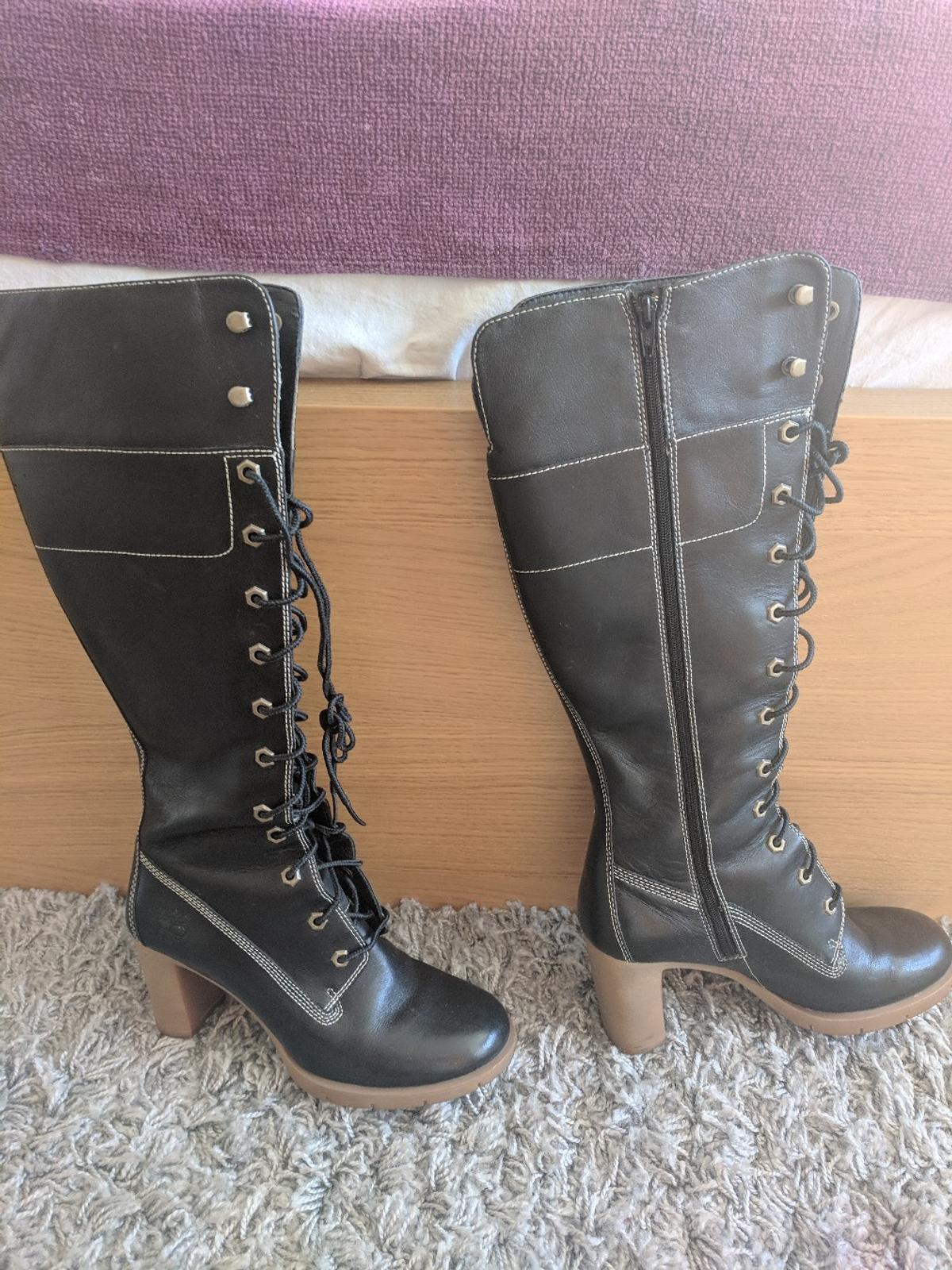 fax Guijarro Promesa  Timberland original women leather boots in N3 Barnet for £90.00 for sale |  Shpock