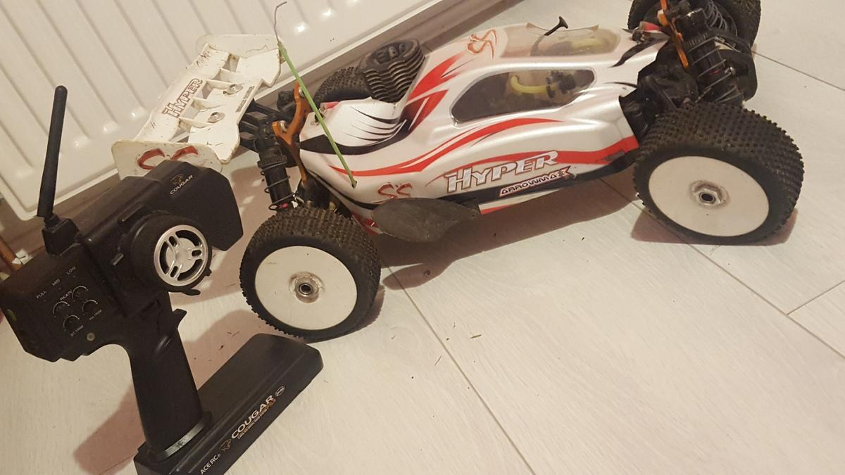 Nitro RC Car Hobao Hyper SS buggy in B11 Birmingham for