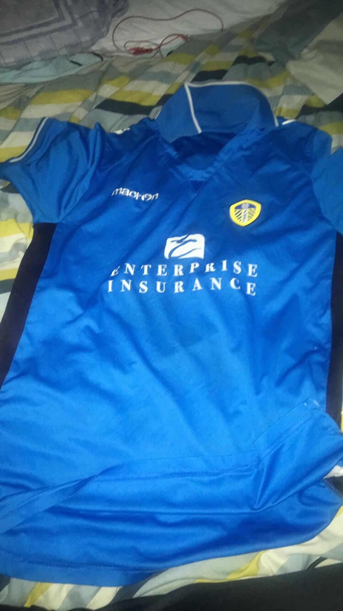 Old Leeds United Away Kit In Ll53 Pwllheli For 15 00 For Sale Shpock
