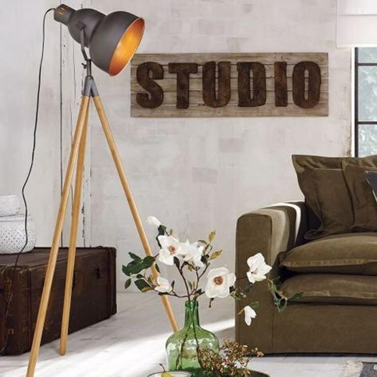 Stehlampe Vincent Industrial Look In 80469 Munich For 180 00 For Sale Shpock