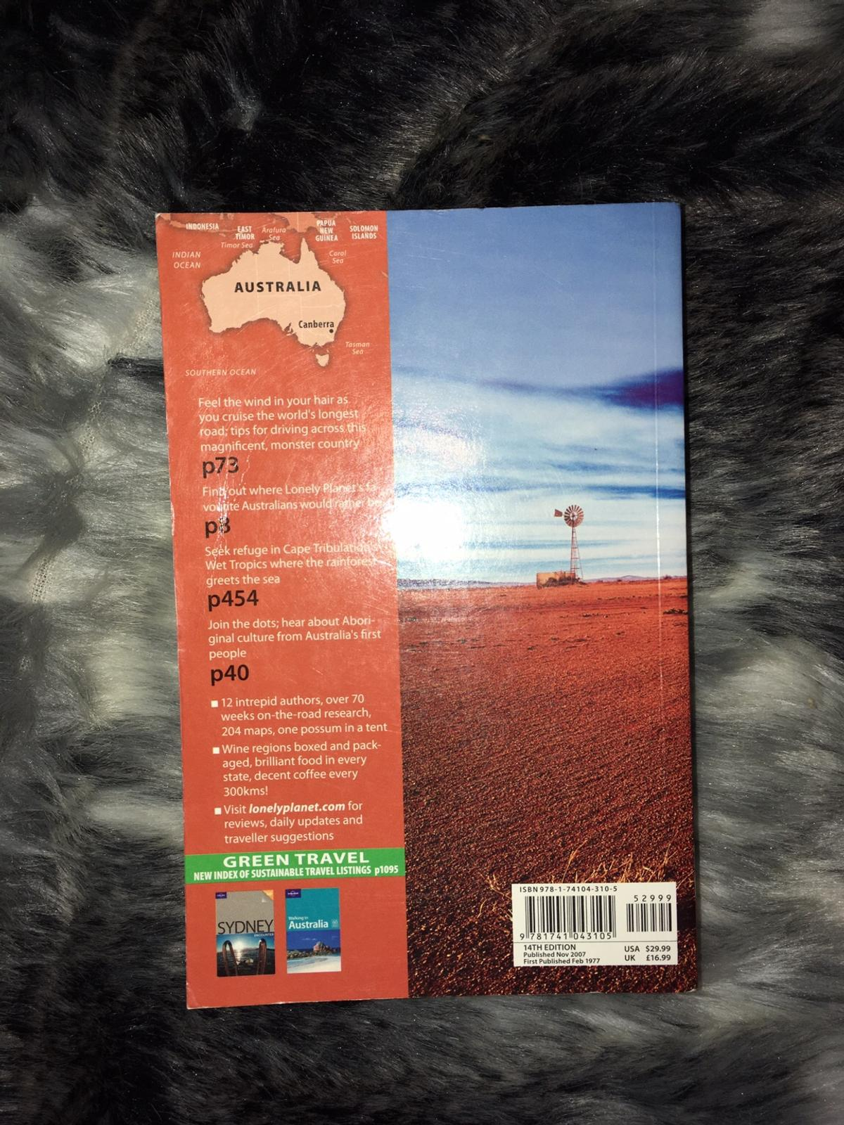 Lonely Planet The Cruise Handbook 1st Ed.