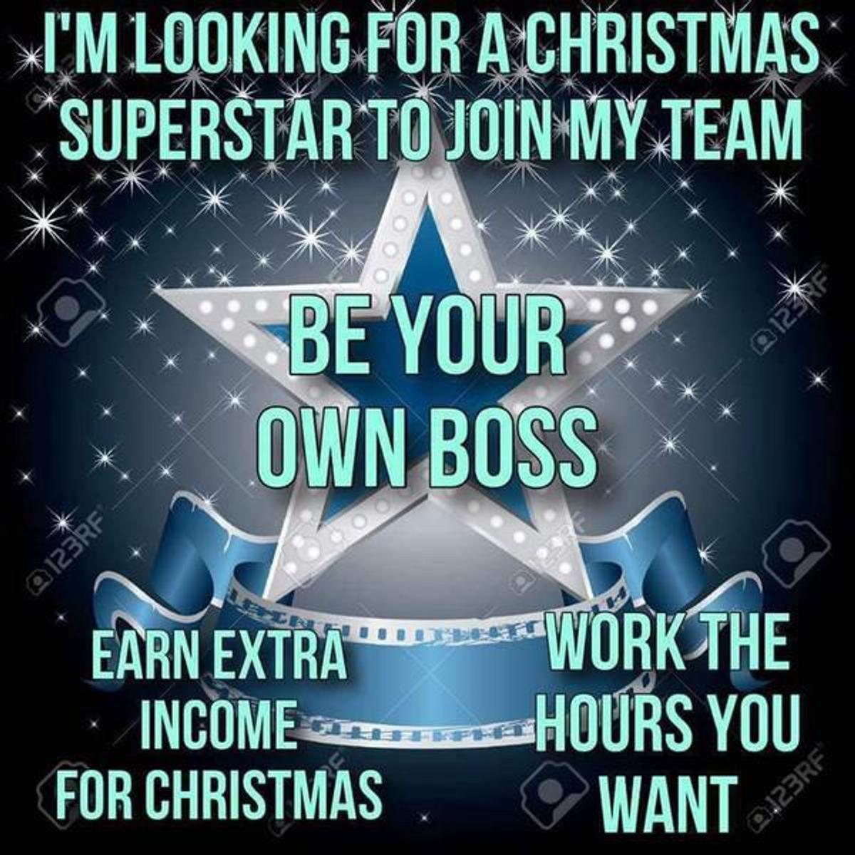 Make money with Ann summers