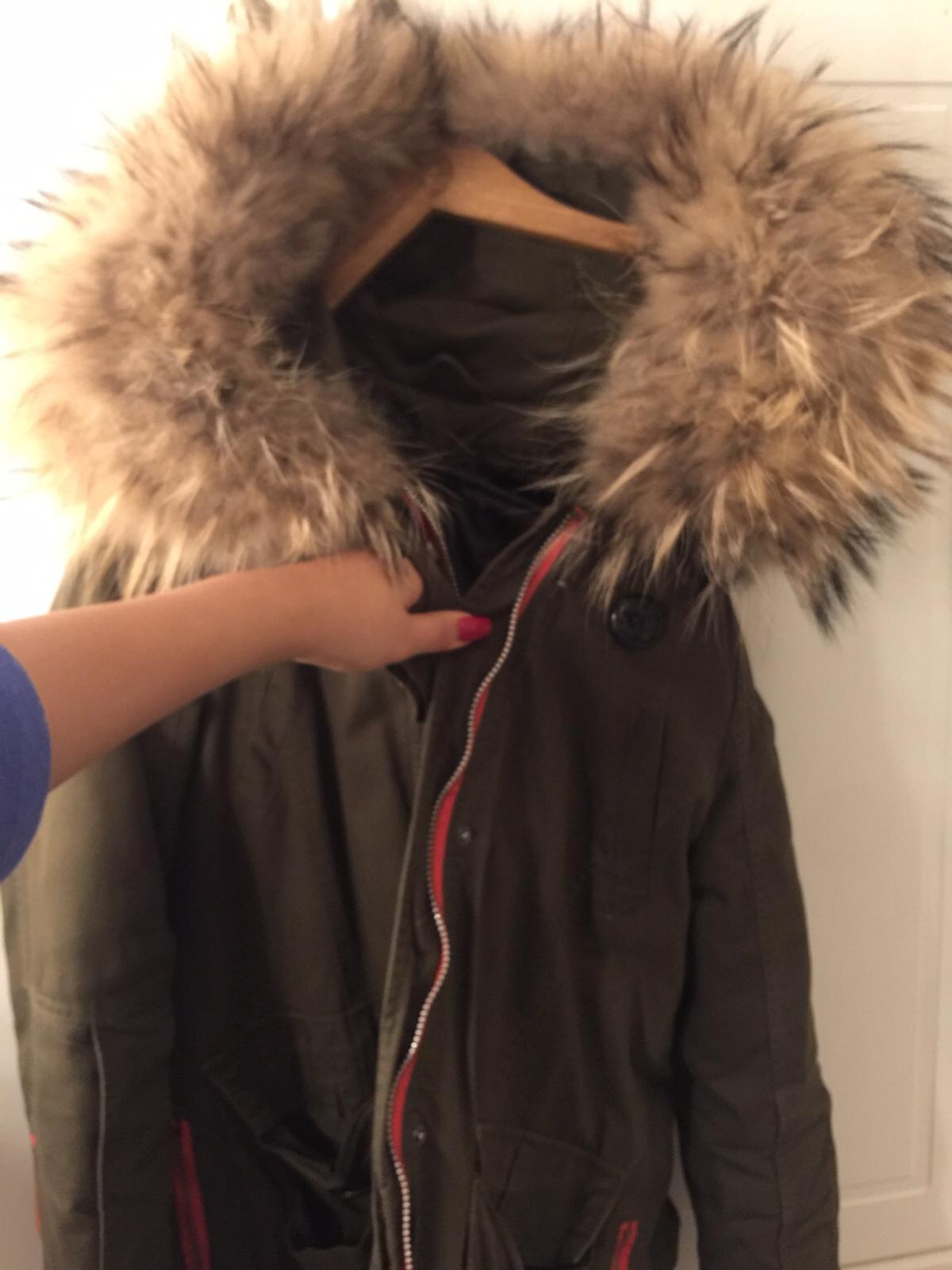 pretty nice 4abd6 a6bbc Parka xxl Fell Kragen in 22307 Barmbek-Nord for €120.00 for ...