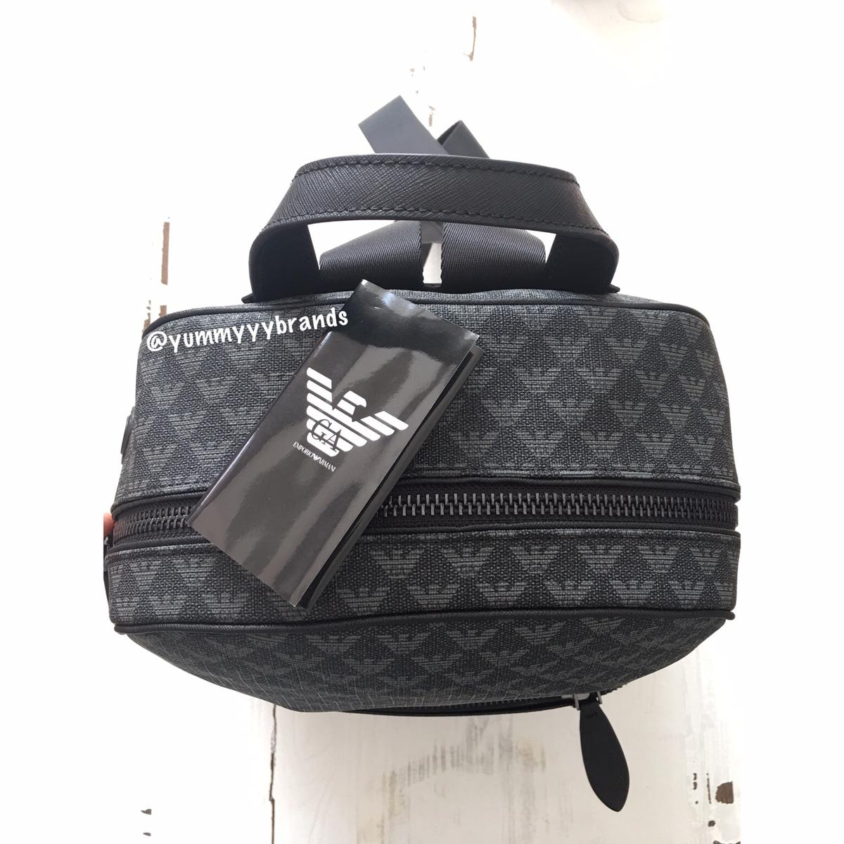 845223338d Brand New EMPORIO ARMANI rucksack backpack in N1 London for £269.00 for  sale - Shpock