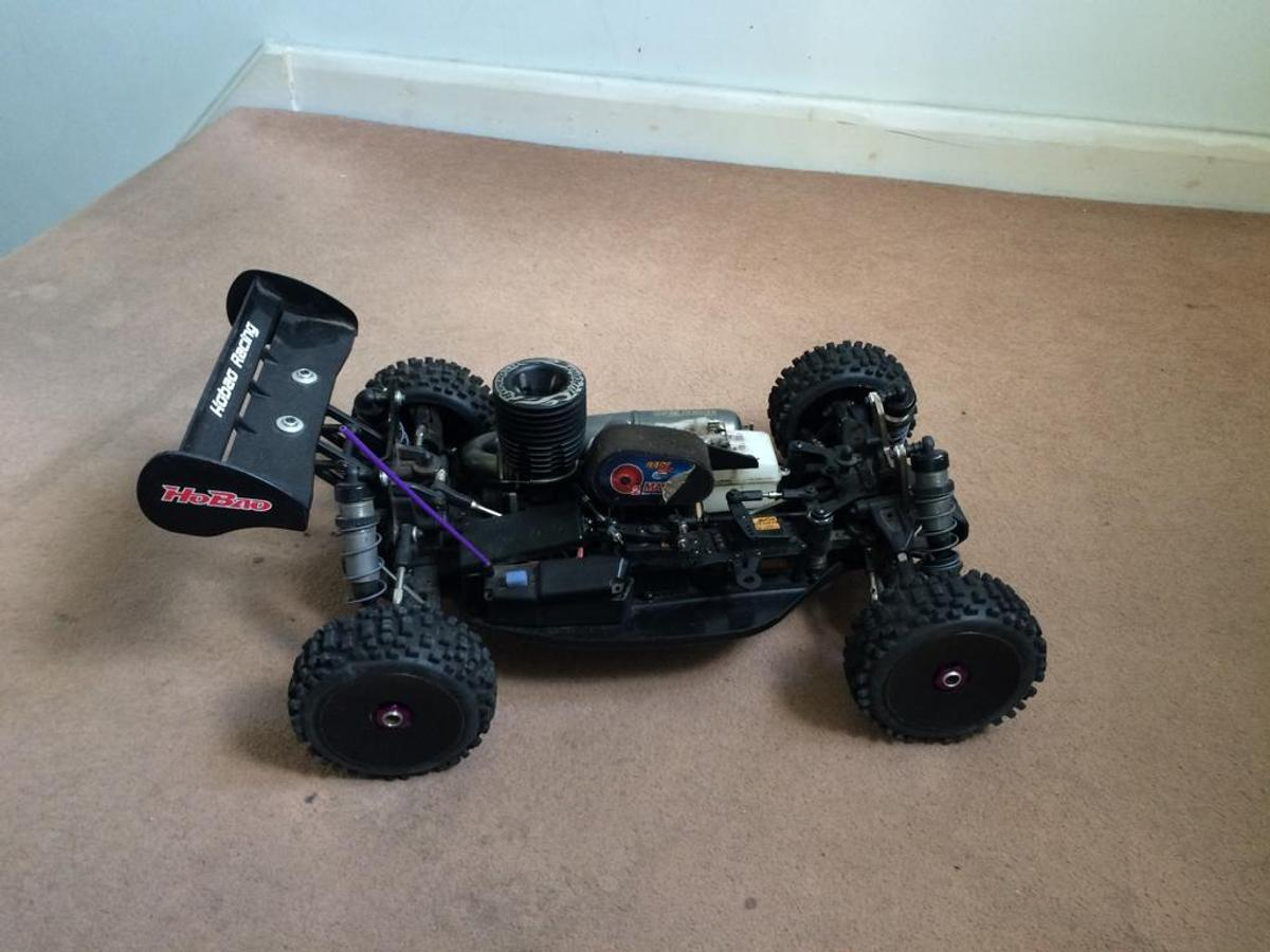 rc nitro hobao hyper 7 tq2 / mt 3 0 in DA16 Bexley for